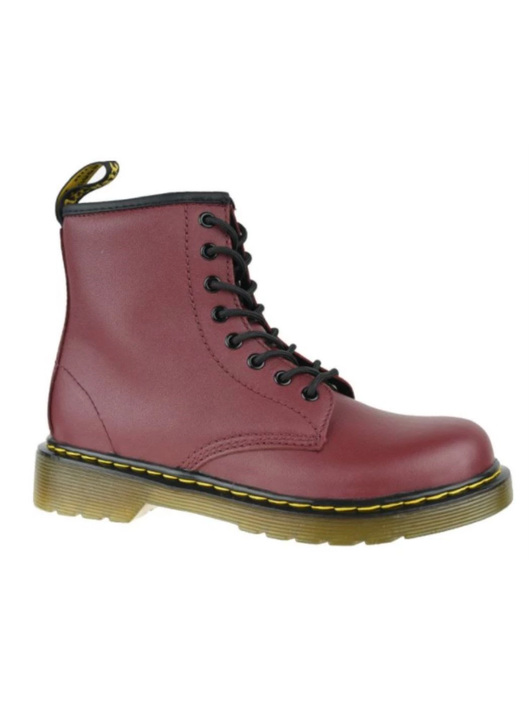 DR. MARTENS CHERRY RED SOFTY T