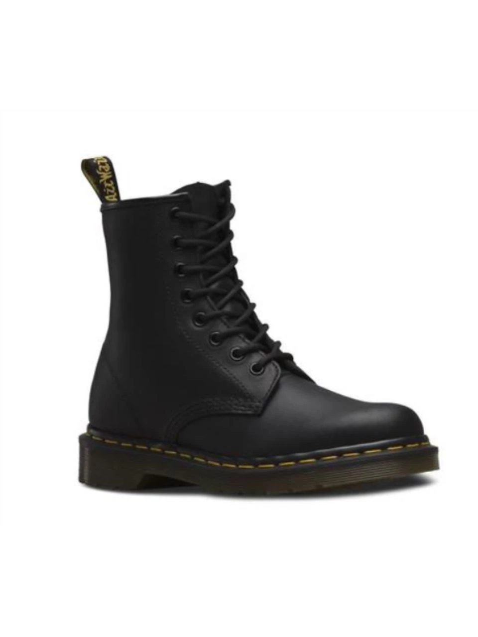 DR MARTENS 1460 GREASY BLACK