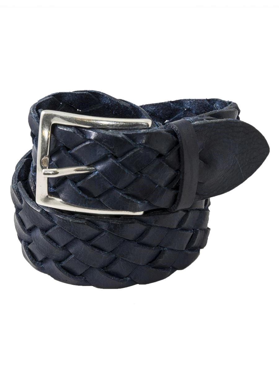 Cintura Intrecciata in pura Pelle Made in Italy
