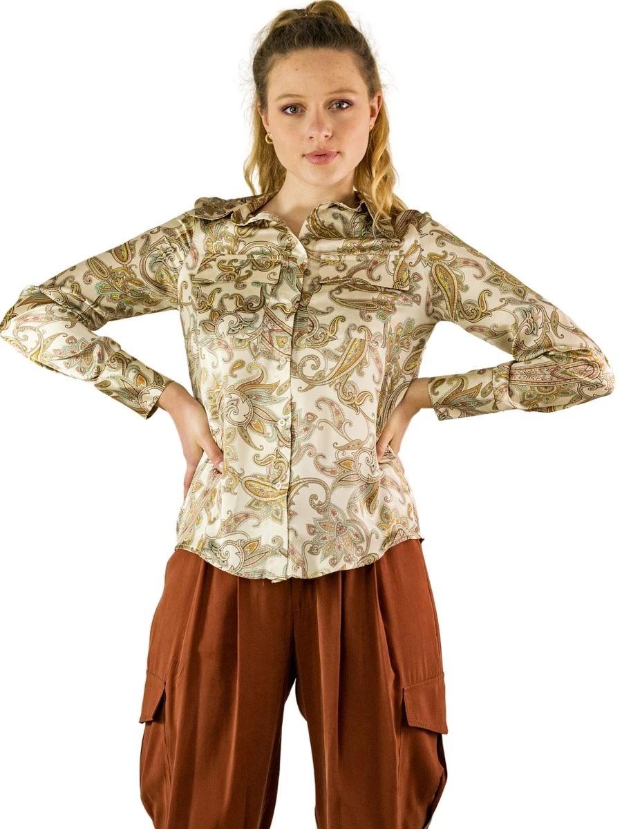 Camicia Cashmere C/Tasconi