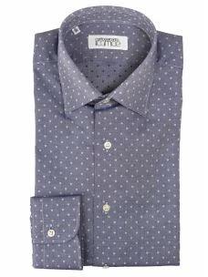 Camicia Sartoriale Cotone Oxford - Cucita a mano