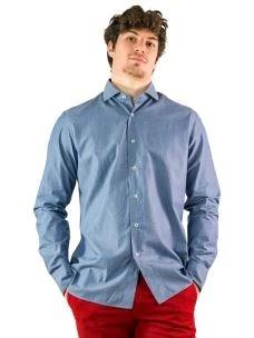 Camicia interni contrasto