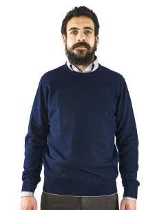 Girocollo toppe lana cashmere
