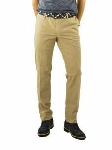 Pantalone Uomo Powell Righe Sabbia
