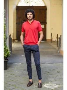 Pantalone Chino Cotone Spandex