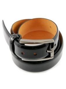 Cintura Uomo pelle stretta lucida Paolo Da Ponte