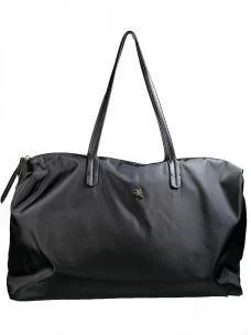 Borsa Shopper Maxi Donna FEZ in Nylon con Pochette Interna