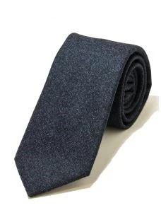 Cravatta in Pura Lana-Paolo Da Ponte-7 cm- Made in Italy