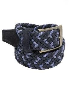 Cintura Intrecciata Cotone e Elastan - Made in Italty