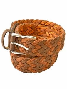 PAOLO DA PONTE Cintura in lana e Crosta TI211 Made in Italy