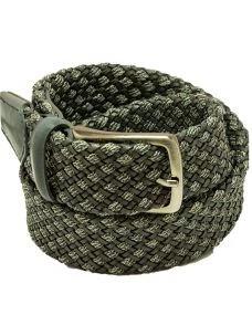 Cintura Intrecciata Rigenerato e Cotone - Made in Italy