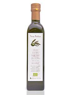 Organic Olive Extra virgin oil 0.5 l