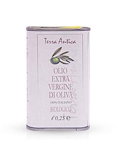 Olio Extravergine di Oliva Biologico 0,25 l