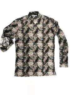 Camicia fantasia uomo CLIVER cotone