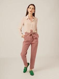 Camicia bottoni donna PRANI