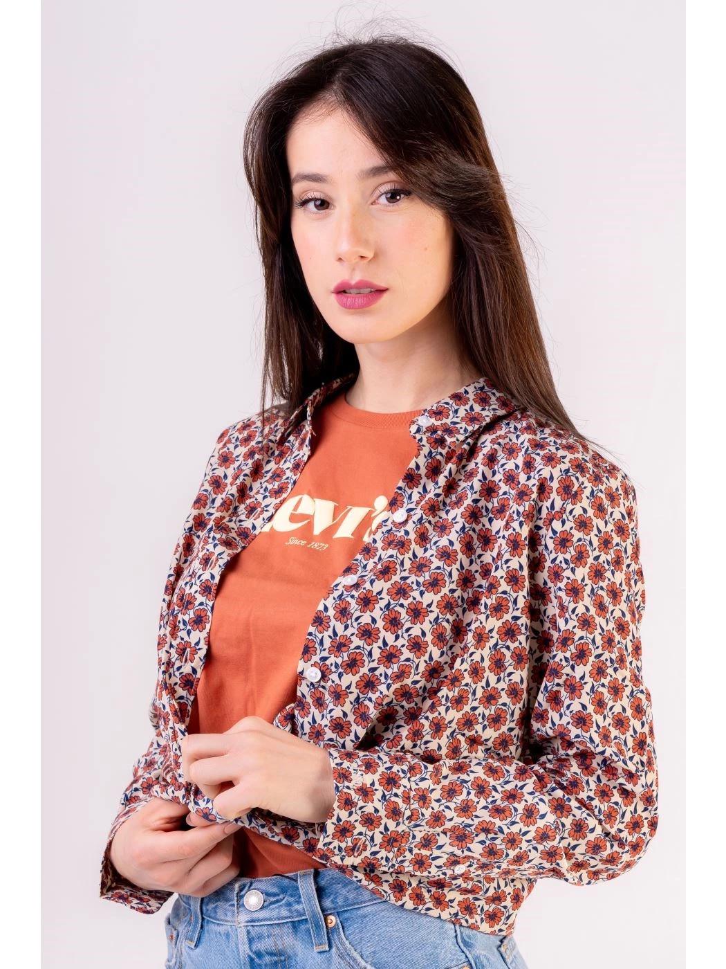 Camicia floreale THE CLASSIC SHIRT Levi's
