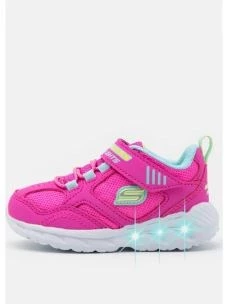 Scarpa baby EXPERT LEVEL con luci SKECHERS