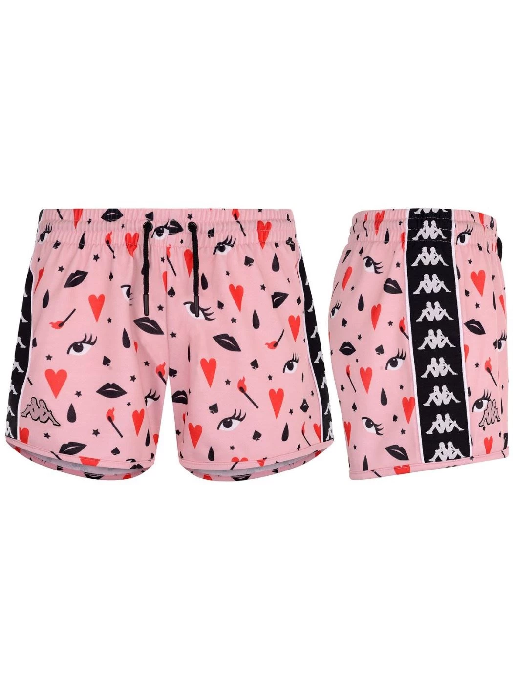 Sport shorts kappa woman
