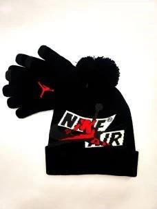 Kit JR cappello+guanti JORDAN