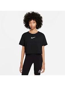 T-shirt cropped NIKE