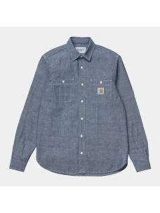 Camicia jeans uomo CARHRTT