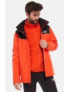 GIACCA UOMO EVOLUTION II ZIP-IN TRICLIMATE®