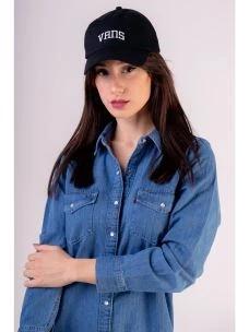 Cappello visiera logo VANS ricamato