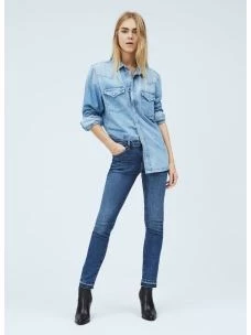 Jeans VICTORIA slim PEPE JEANS