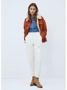 Jeans donna IVY ECRU PEPE JEANS