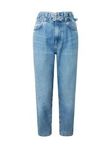 Jeans WILLOW PEPE JEANS con doppia fibbia