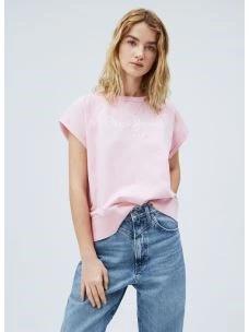 T-shirt GALA garzata donna PEPE JEANS