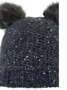 Cappello doppio ponpon e risvolto BARTS