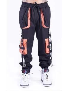 Cargo magenta NAIS pants