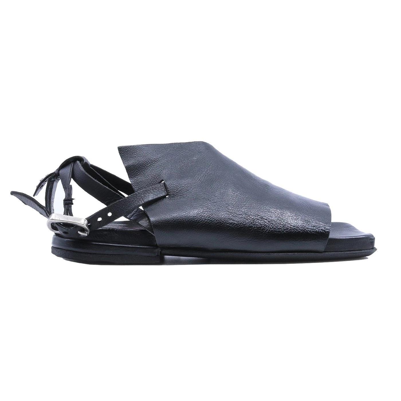 A.S. 98 A43001 sandalo da donna in pelle nera