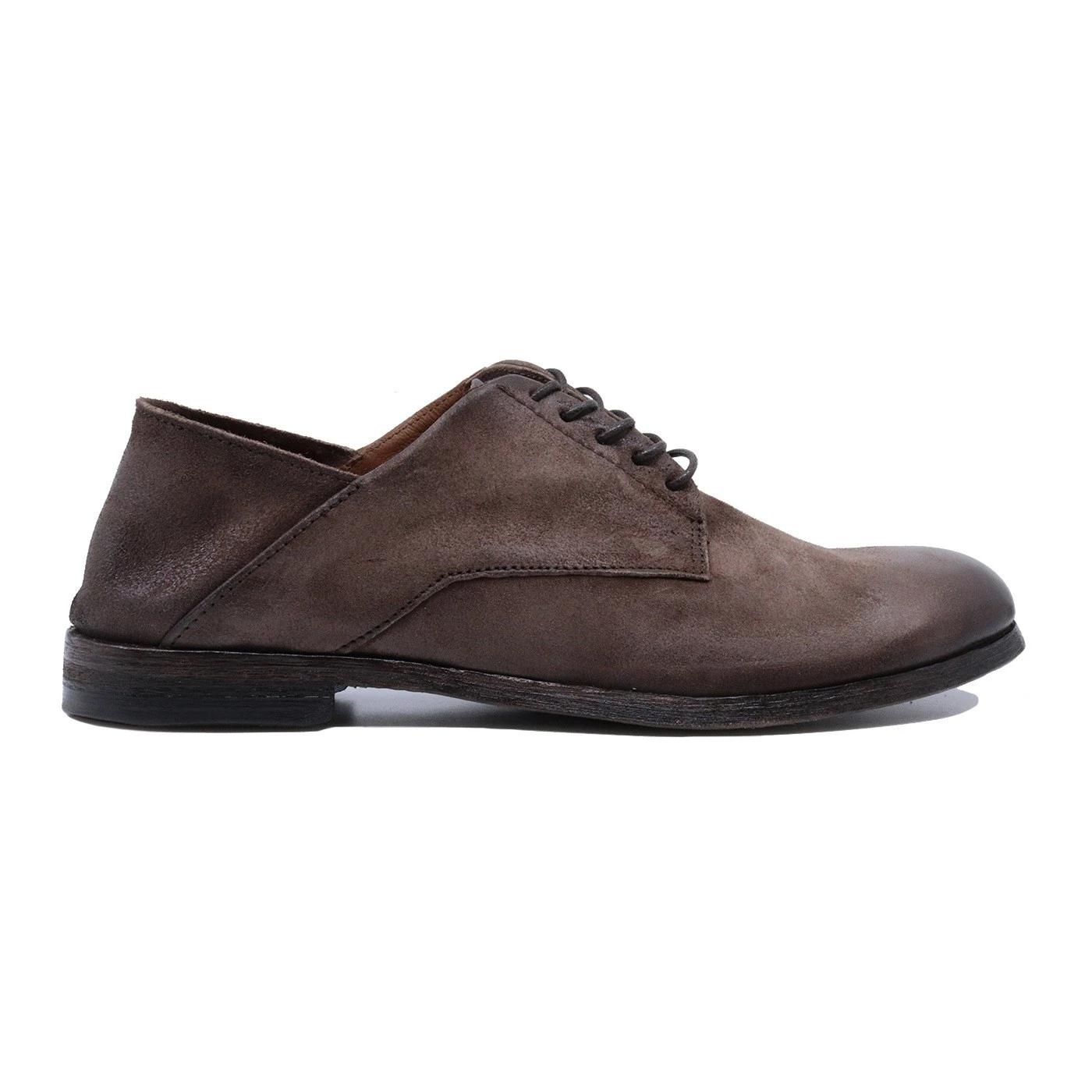A.S. 98 U41102 scarpa allacciata da uomo in pelle fondente