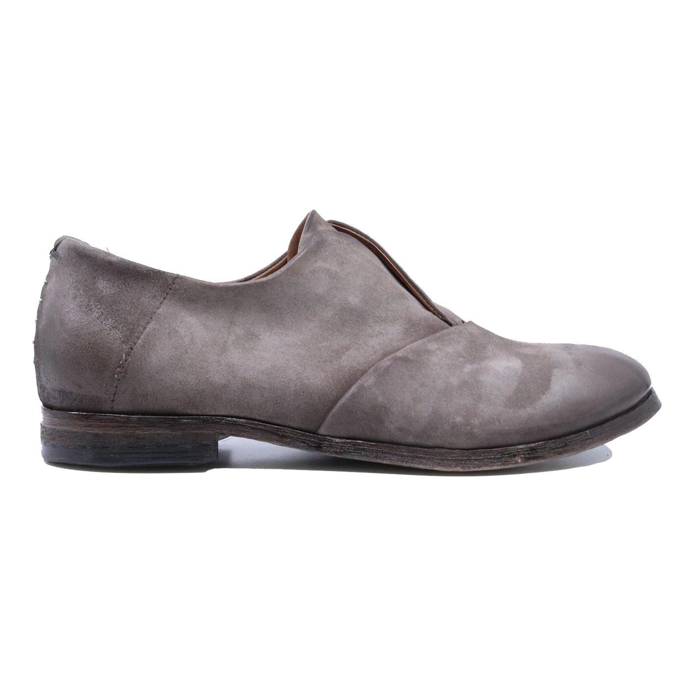 A.S. 98 U41104 scarpa da uomo in pelle fango