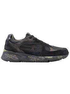 Premiata Mase 5013 sneaker da uomo camoscio nero