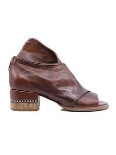 A.S. 98 672016 sandalo da donna in pelle cuoio