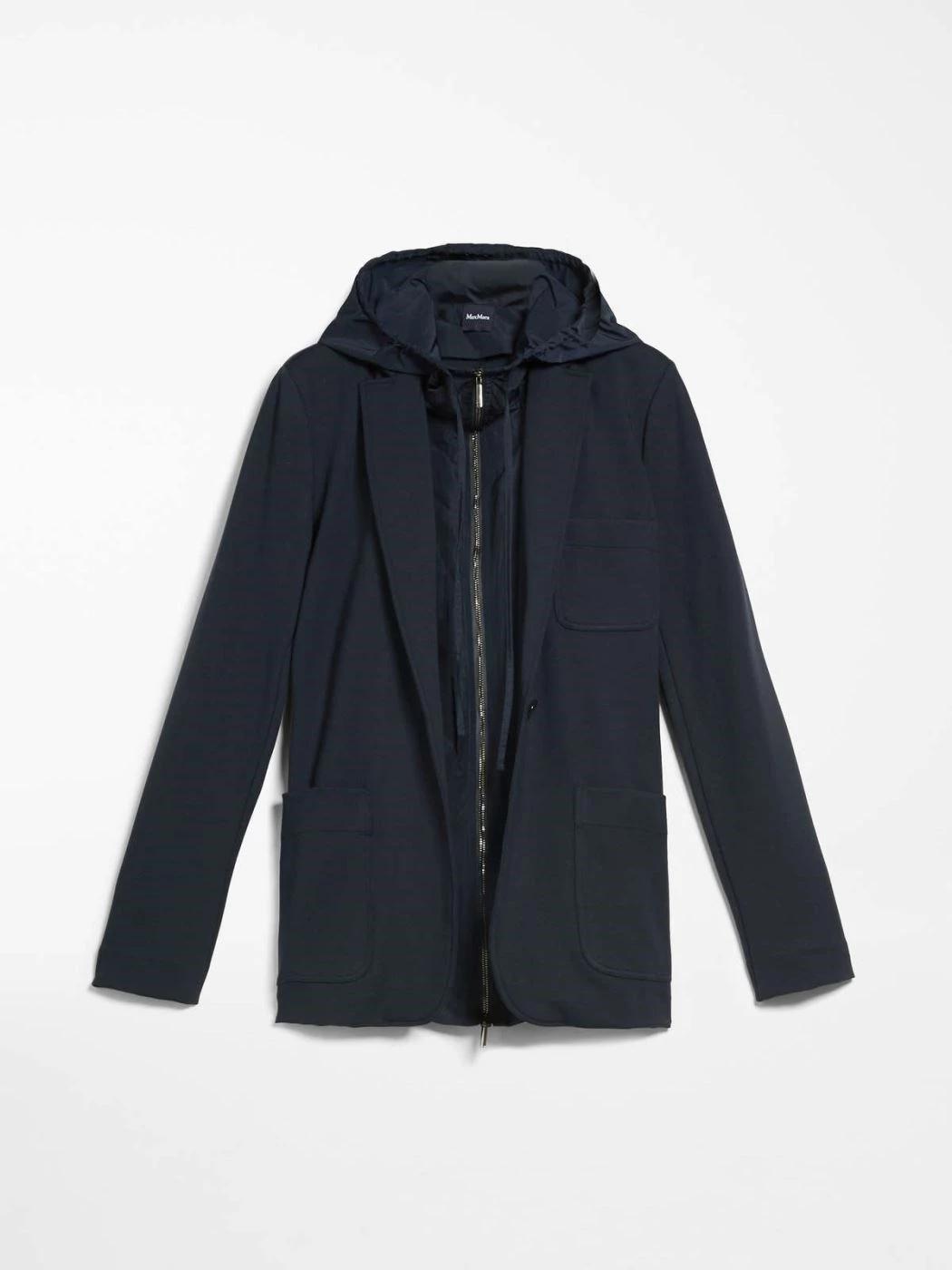 giacca con cappuccio removibile 39160796000-1