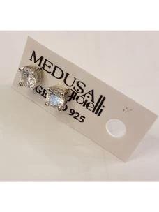 MEDUSA GIOIELLI orecchini punto luce mini 29611R