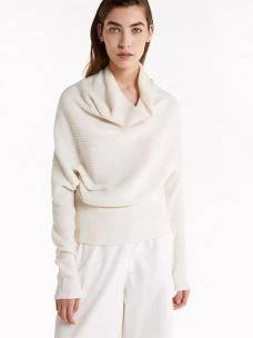PATRIZIA PEPE maglia tricot con collo alto 2M3771A5P3