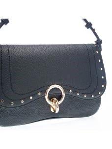Pochette con micro borchie a tracolla  AA1093 E0058