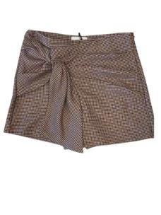 VICOLO pantaloncino drappeggiato TW0521