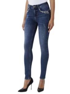 jeans applicazione tasca UF0013D4534