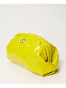 TWINSET SOFT CLUTCH BAG