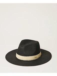 TWINSET STRAW HAT