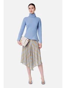 Maglia tricot dolcevita Elisabetta Franchi