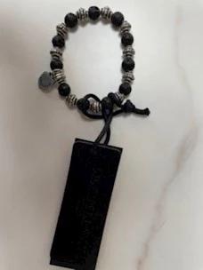 Menoronzoni metal bracelet
