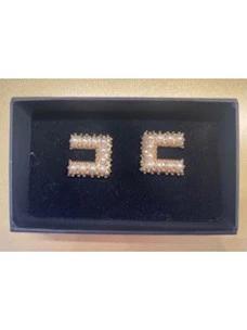 Earrings with pearls Elisabetta Franchi