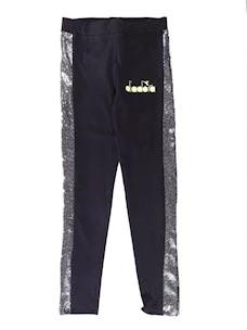 Legging Diadora 028854 Kid 100% Cotone
